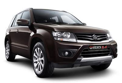 Cover Grand Vitara F New Warna new grand vitara