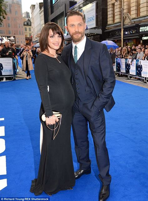 tom hughes first wife tom hardy s wife charlotte riley pregnant at legend
