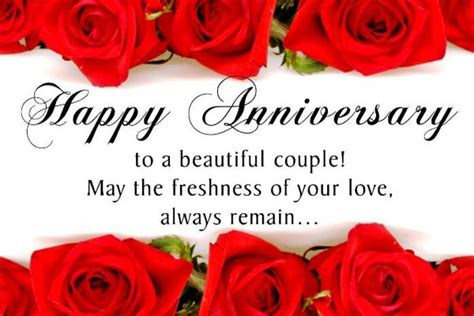 Wedding Anniversary Quotes For N In by Happy Wedding Anniversary Wishes And Quotes Wedding