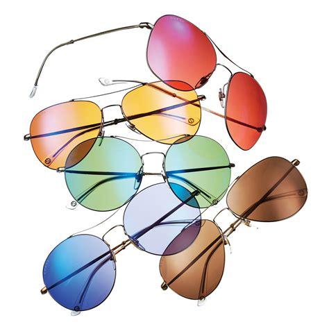 sunglass lens color guide visionary lensdirect