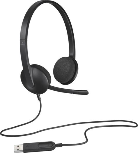 Headset Model Bando Mic logitech usb headset h340 wired headset with mic price in india buy logitech usb headset h340