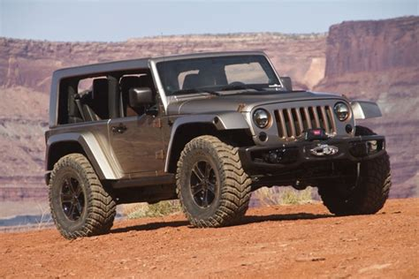 Best Tires For Jeep Tj 6 Jeep Concepts Get At The 2013 Moab Jeep Easter