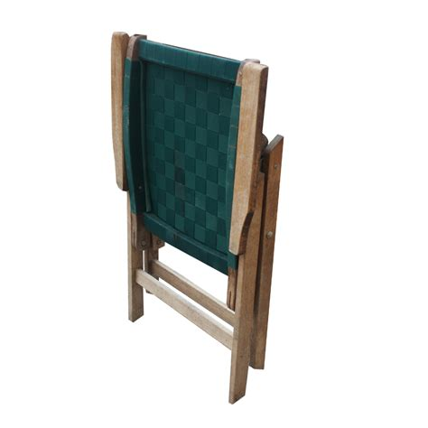 Outdoor Folding Chair by 4 Vintage Outdoor Folding Chairs Ebay