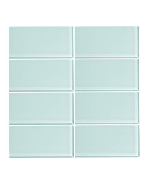 glass subway tiles 25 best ideas about blue subway tile on blue