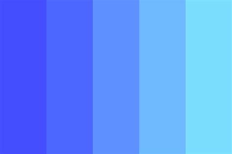 ultra blue color ultra electric blue color palette