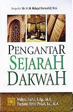 Sejarah Dakwah toko buku rahma pengantar sejarah dakwah