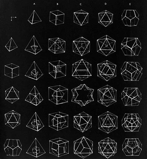 shape and pattern maths magic sacred geometry the basic belief is that geometry and