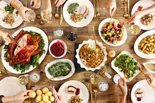 a definitive ranking of thanksgiving foods