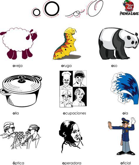 imagenes y palabras con la letra o imagenes con la o imagui