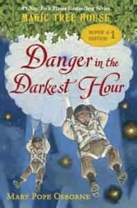 Magic Treehouse Series Book List - magic tree house super edition 1 danger in the darkest