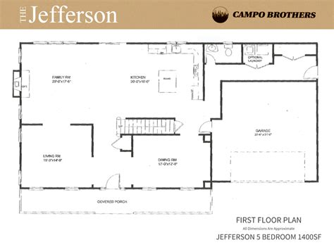 jefferson floor plan 100 jefferson floor plan jefferson ii floor plan in