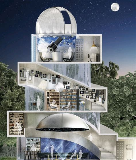 home observatory plans build a deluxe home observatory for hk 170 million style
