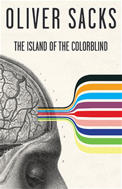 color blind island the island of the colorblind oliver sacks m d author