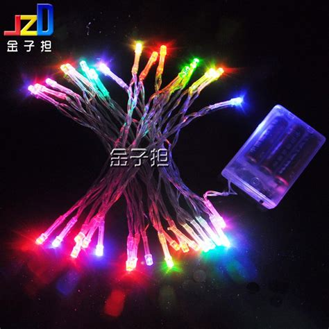 led battery lighting string christmas lights battery box