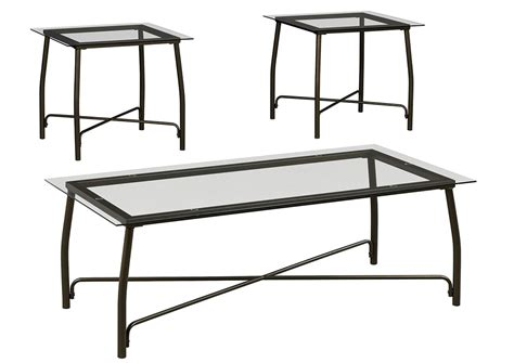 Bronze Table Ls For Living Room Furniture Liquidators Home Center Burmesque Bronze Occasional Table Set