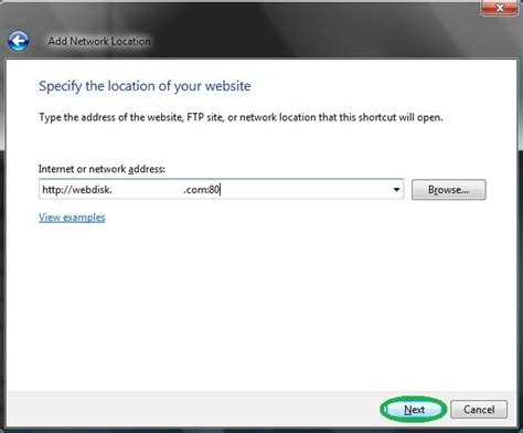 setup cpanel xp how to setup cpanel s web disk on your computer arvixe blog