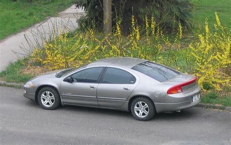 free auto repair manuals 1999 dodge intrepid navigation system 1999 dodge intrepid 3 2 197 cui v6 gasoline lpg 168 kw