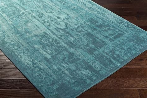 Teal Rugs by Artistic Weavers Awet 3073 Teal Rug