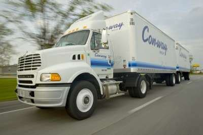 con way freight tnt expand joint intercontinental service offering