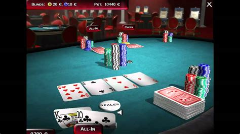 texas holdem poker  deluxe edition gameplay youtube