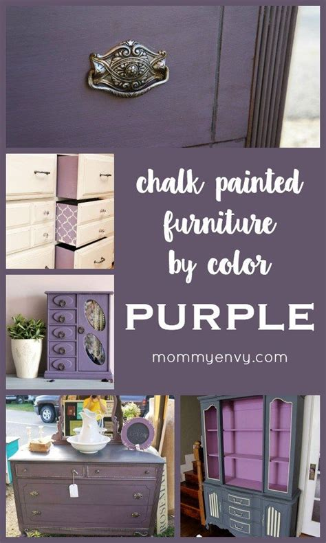 chalk paint mcminnville or 25 best ideas about purple furniture on