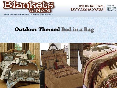 outdoor themed bedding outdoor themed bed in a bag
