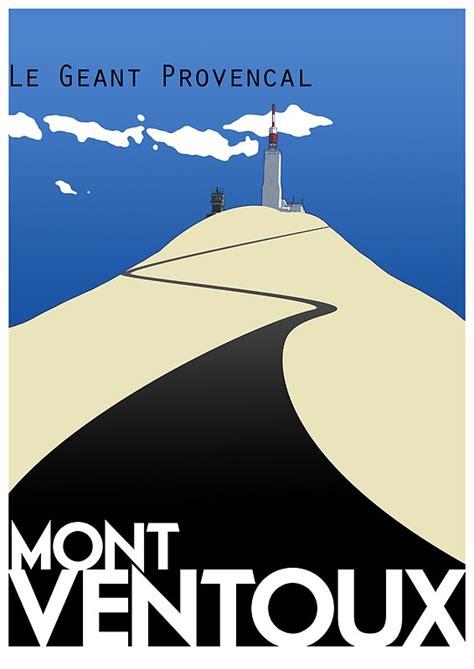 3 In 1 Duvet Quot Mont Ventoux Quot Posters By Rastas748 Redbubble