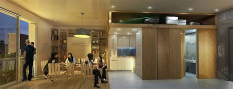 micro apartments new york city unveils its vision for micro apartments
