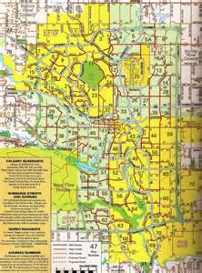 map of calgary canada cartwright bsw rsw abr calgary real estate 5