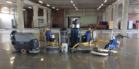 pavimenti industriali in cemento levigatura e lucidatura pavimentazioni in cemento