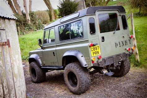 ex mod land rovers for sale ex mod land rover defender 90 1986 classic