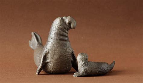 Schleich Seal elephant seal bullyland animal forum