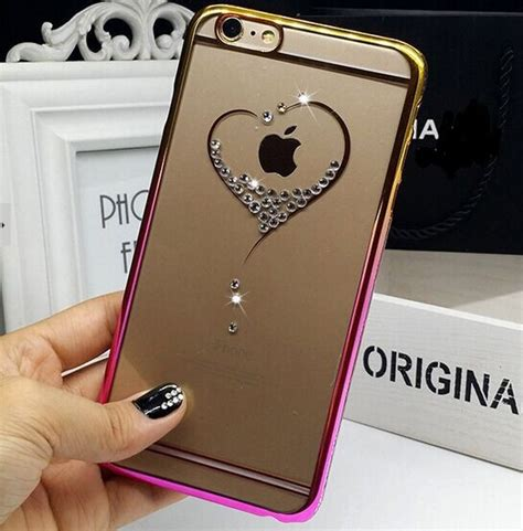 Iphone 6 Plus 6s Plusbaseus Shining Gold iphone 6 6s 7 plus iphone 5 5s dandelion butterfly loving