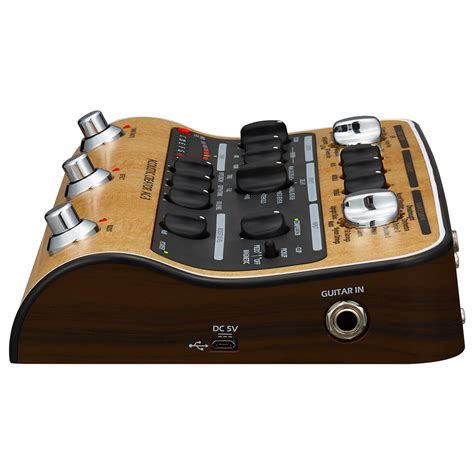 tutorial guitar fx 3 04 zoom ac 3 acoustic creator 171 acoustic guitar effects