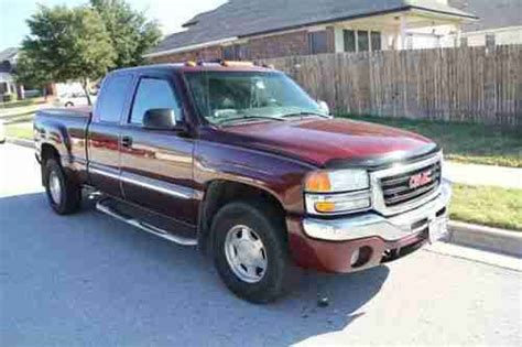 find used 2003 gmc sierra 1500 sl extended cab pickup 4 door 4 8l in huntington beach find used 2003 gmc sierra 1500 slt extended cab pickup 4 door 5 3l in round rock texas united