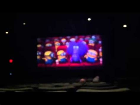 Amc Theatres by Despicable Me 2 Amc Theatres Policy Trailer Youtube