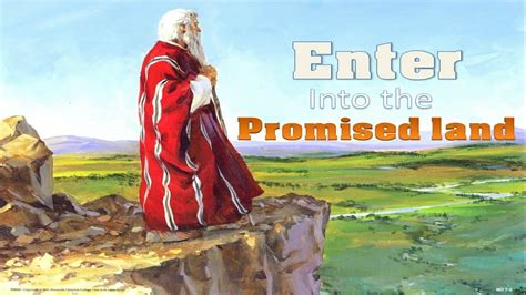 Into The Lands by Enter Into The Promised Land