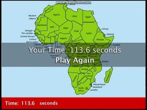 africa map quiz i like to learn educational map snap africa