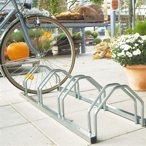 4 Bike Standing Rack by Bike Stands Traffic Management Road Safety Equipment