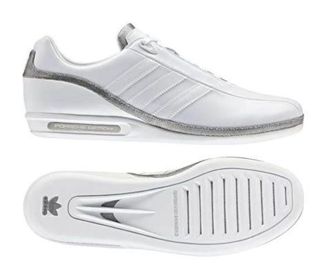 new mens adidas original porsche design sp1 white lace trainers shoes size 6 13