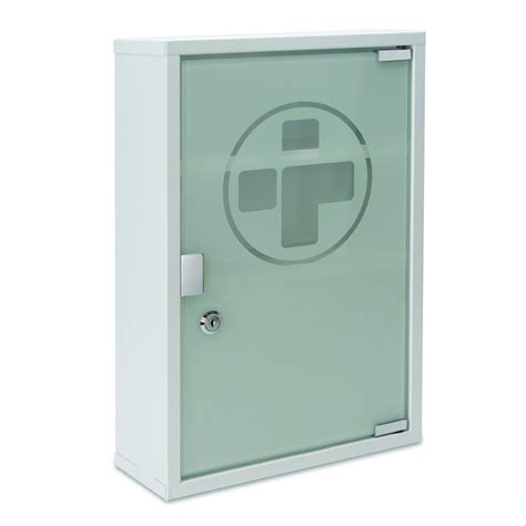 Metal Wall Cabinets by Large Metal Wall Cabinet With Glass Door St
