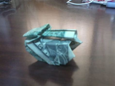 Origami Army Tank - dollar origami tank by altearithe on deviantart
