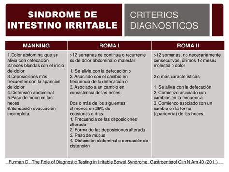 el sindrome del intestino 0954852036 sindrome de intestino irritable