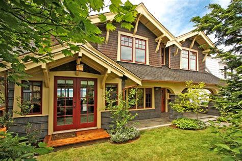 seattle craftsman homes west seattle craftsman craftsman exterior