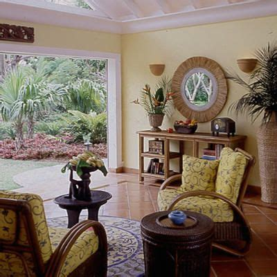 tropical style west indies colonial decor