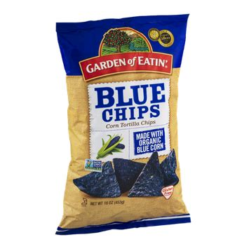 Garden Of Blue Chips Garden Of Eatin Blue Chips Corn Tortilla Chips Reviews