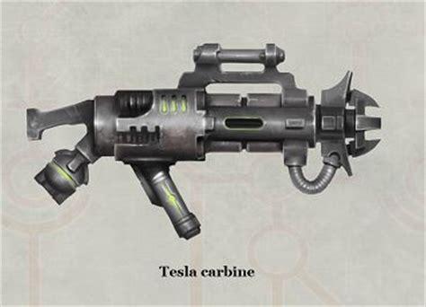 Tesla 40k Tesla Carbine Warhammer 40k Fandom Powered By Wikia