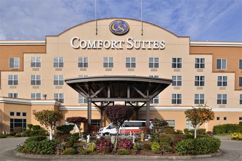 Comfort Suites Airport by Comfort Suites Airport Tukwila Washington Wa