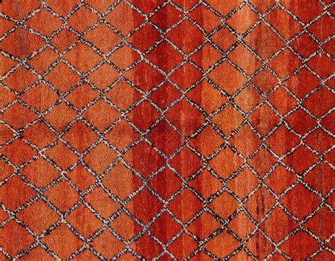 moroccan lattice rug mid century modern berber moroccan rug with lattice design for sale at 1stdibs