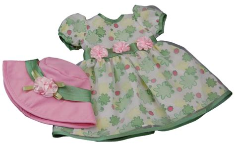 Baby Doll Closet by Pretty Floral Dress For 15 Quot American Bitty Baby 168 Doll
